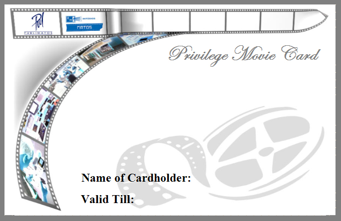 Privilege Movie Card View